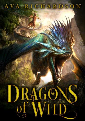 Upon Dragon's Breath | Ava Richardson