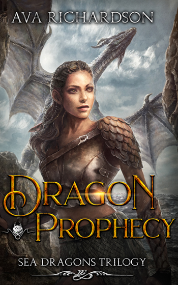 Dragon Prophecy book cover