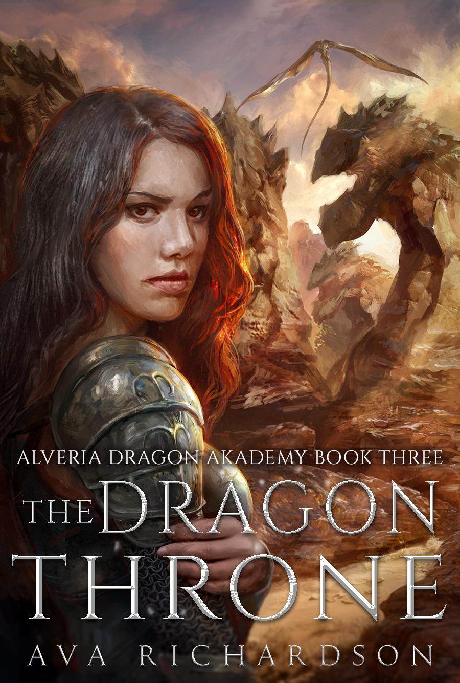 Alveria Dragon Akademy Book 3