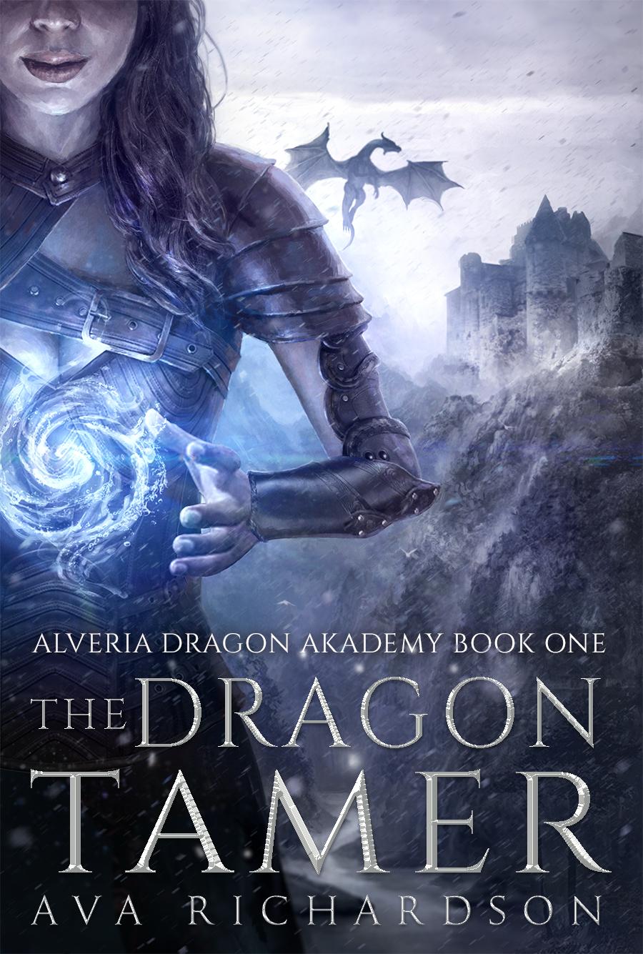 Alveria Dragon Akademy Book 1
