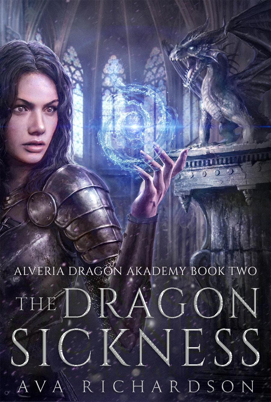 Alveria Dragon Akademy Book 2