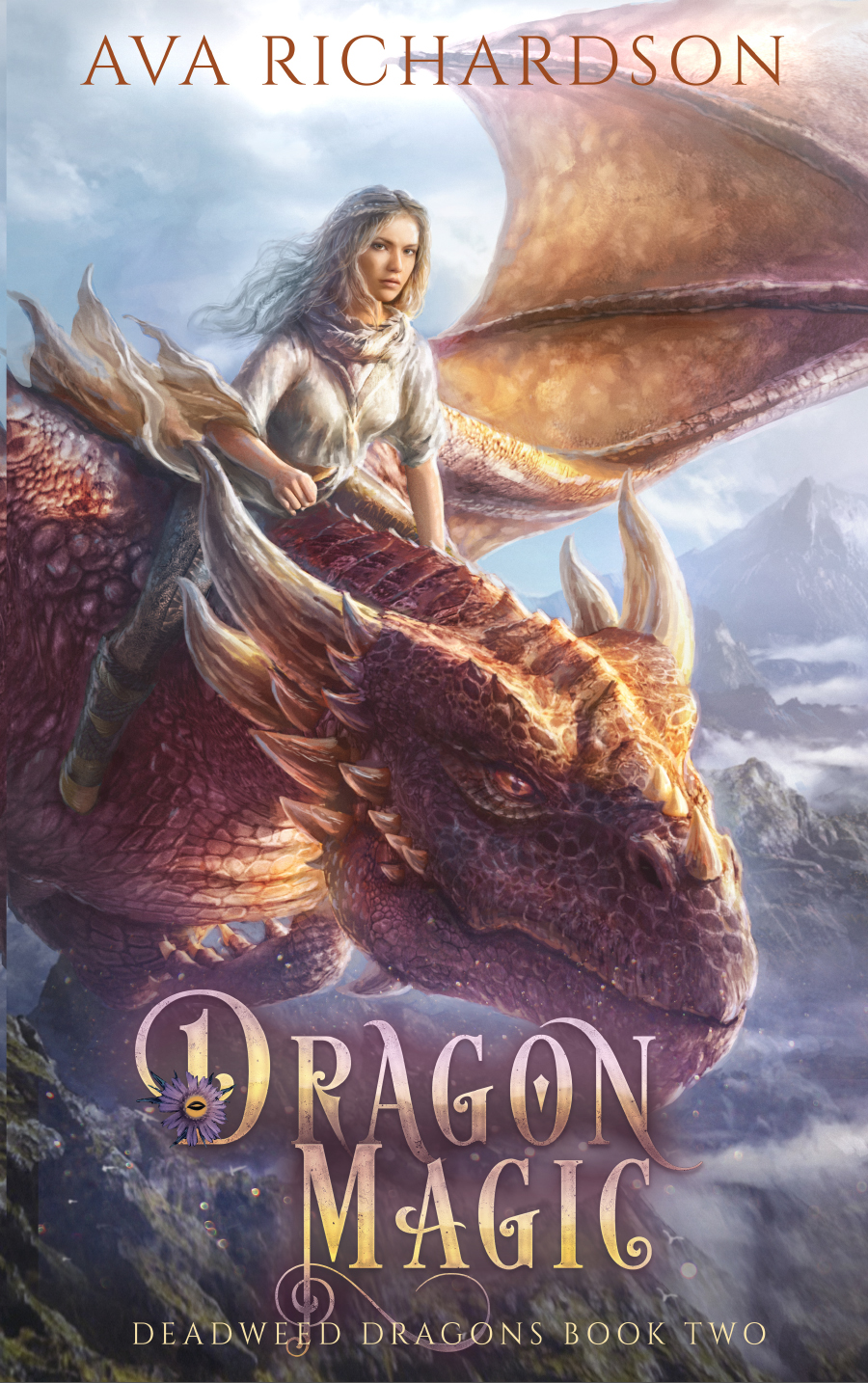 Deadweed Dragons Book 2