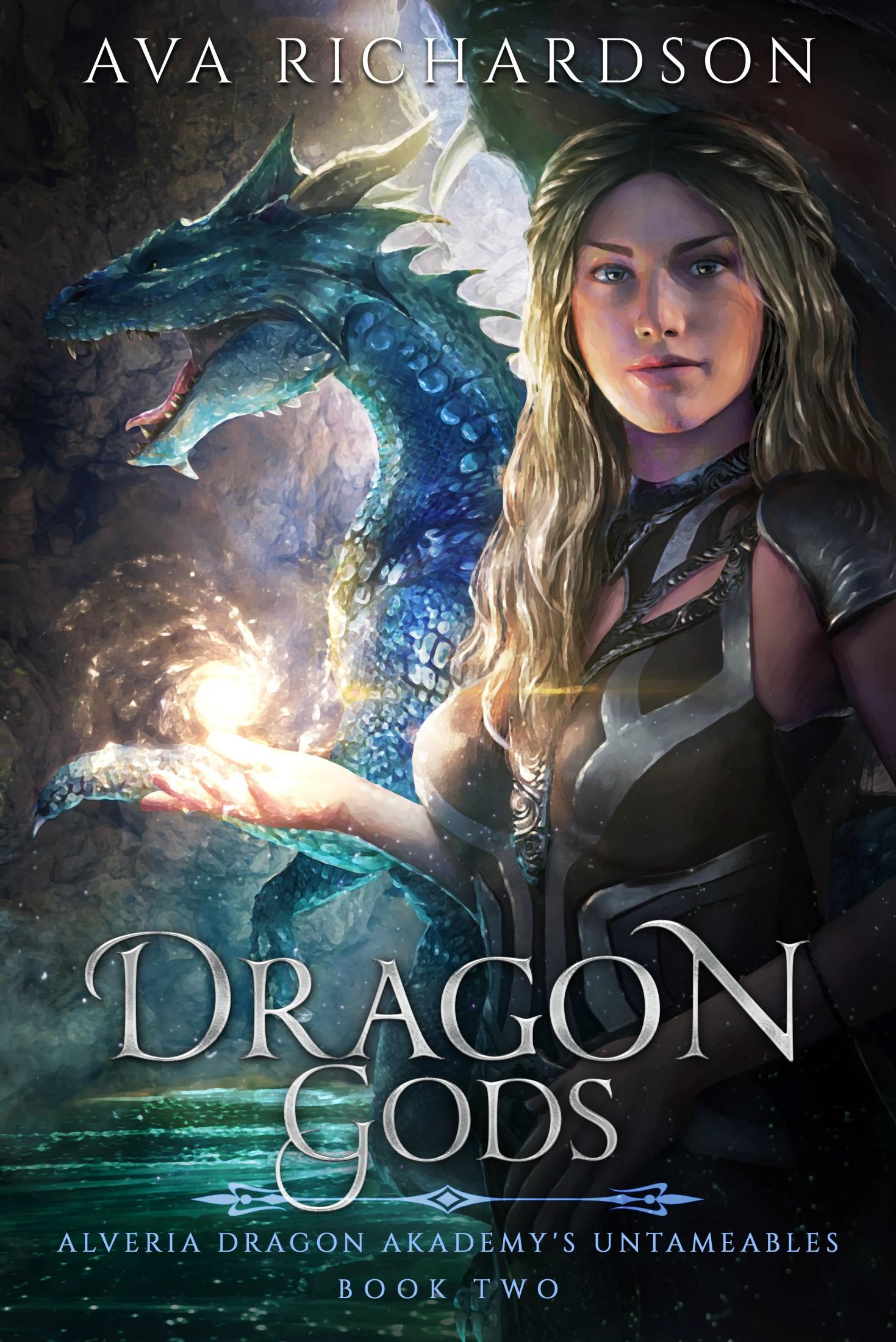 Alveria Dragon Akademy's Untameables Book 2