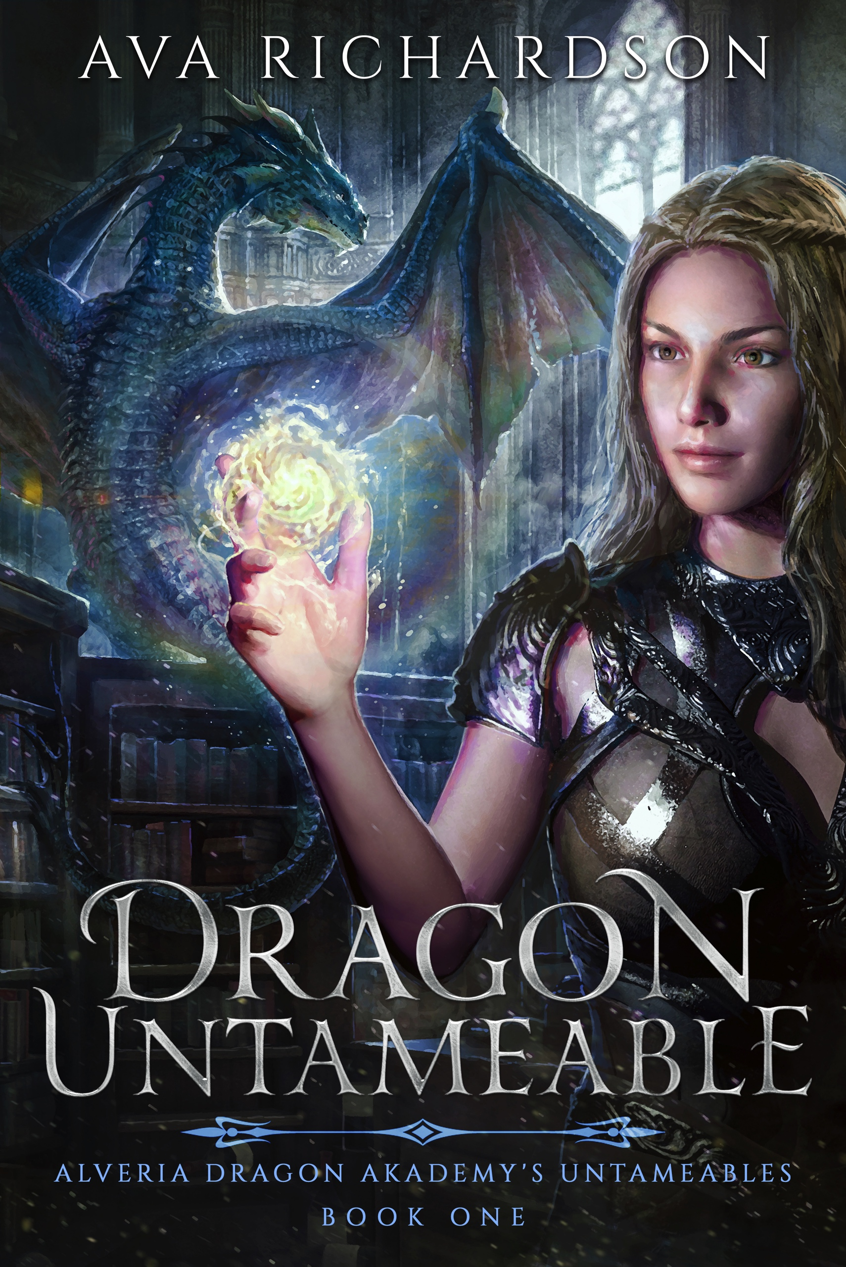 Alveria Dragon Akademy's Untameables Book 1